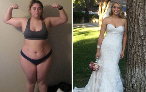Bride fitness
